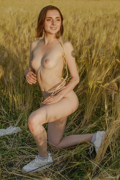 Zhy Zhy in Harvest from Erotic Beauty