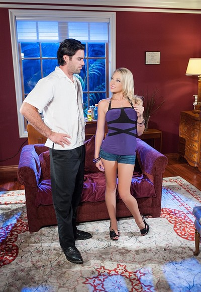 Shawna Lenee in Call Girl Coeds 4 from Penthouse
