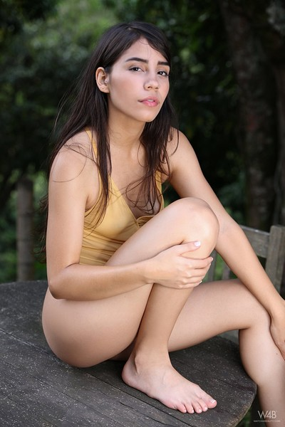 Clarisse in Evening Shooting from Watch 4 Beauty