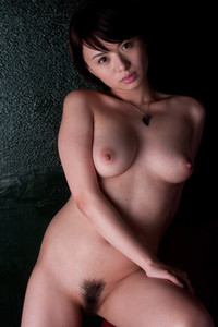 Flirty and playful babe Starry Rika delights us in Hidden Away