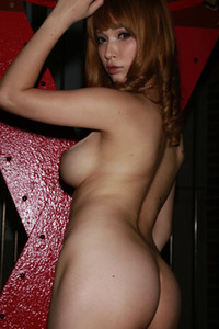 Flirty and playful hottie Tier enchanting in Cheetah In A Cage
