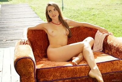 Rina B in The Couch from Erotic Beauty