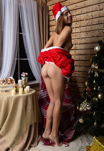 Gracie in Merry Christmas from Stunning 18