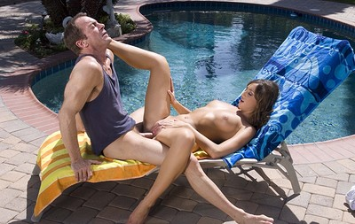 Angelica Saige in Cheating Sports Celebrity Wives 3 from Penthouse