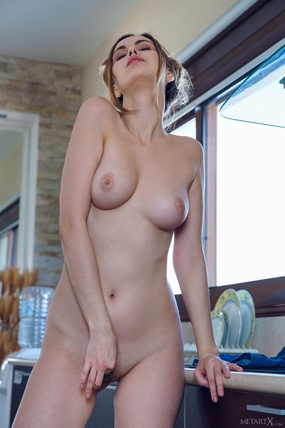 Nasita in Nude Cooking 1 from Metart X