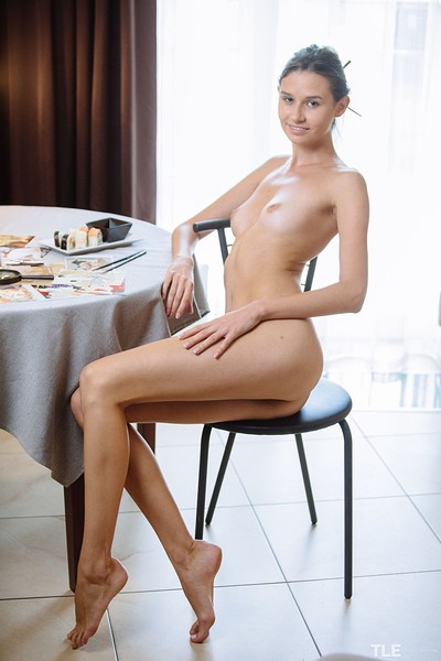 Cristin in Chop Sticks 1 from The Life Erotic