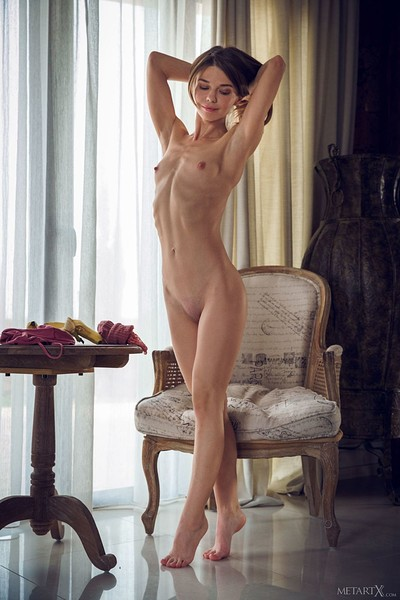 Nedda A in Fruit Temptation 1 from Metart X