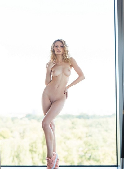 Yana West in Luscious Sights from Playboy