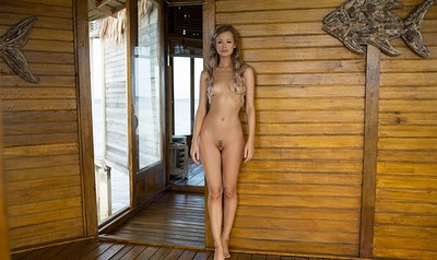 Olivia Preston in Isolated Innocence from Playboy