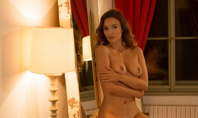 Calypso Muse in Evening Desires from Playboy