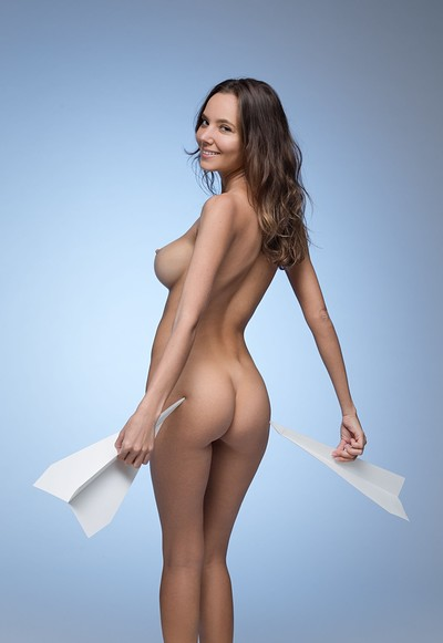 Clover in Fly With Me from Femjoy