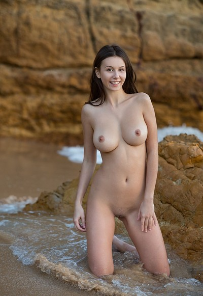 Alisa I in A Very Special Day from Femjoy