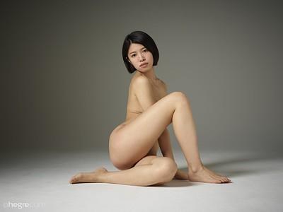 Sayoko in Nude In Japan from Hegre Art