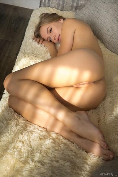 Aislin in Soft Spot from Metart X