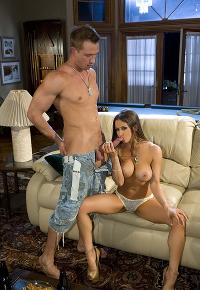Rachel Roxxx in Cheating Sports Celebrity Wives 4 from Penthouse