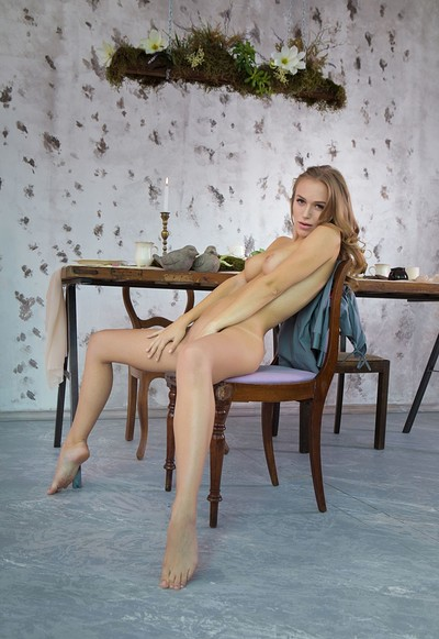 Vika P in Join Me from Femjoy
