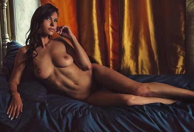 Suzanna in In The Boudoir from Photodromm