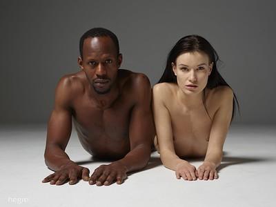 Grace in Hot Couple from Hegre Art