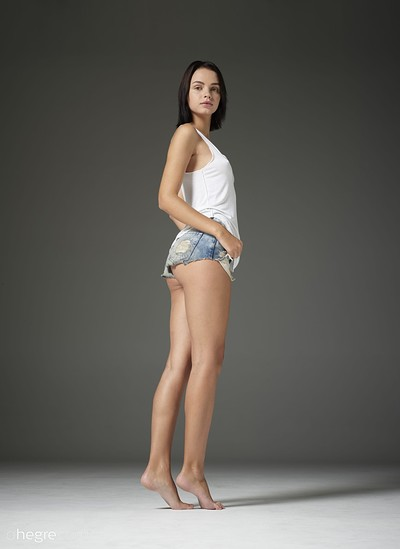 Ariel in Hot Model from Hegre Art