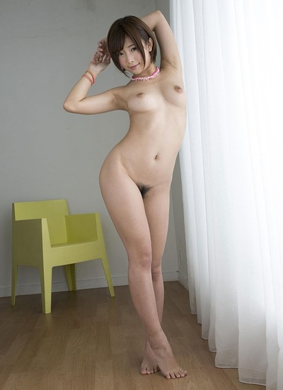 Mana Sakura in Welcome Home from All Gravure