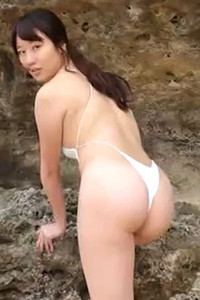 Amazing hottie Ui Mita shows her attractive young body in Miss You Scene 1