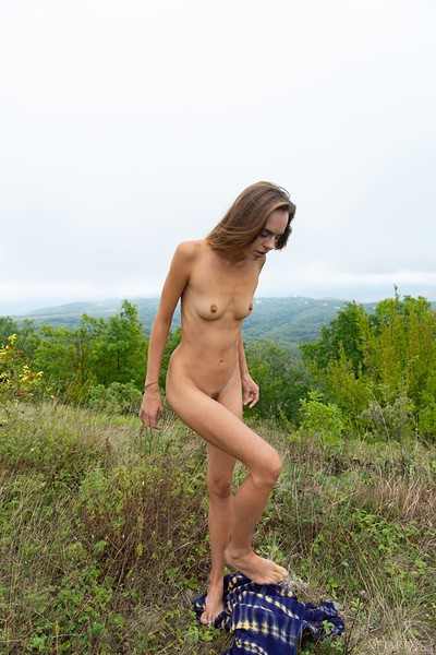 Gracie in Before The Rain from Metart X
