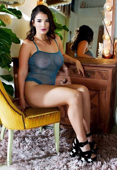 Maria Antonella in Queen Of Desire from Penthouse