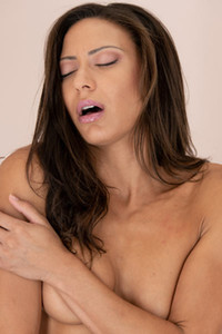 Cassie Del Isla in Lube Collection from Elite Babes