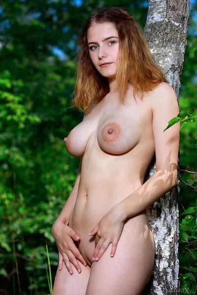 Dakota Pink in Country Girl from Metart X