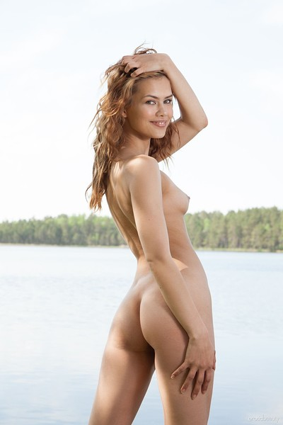 Laina in Outdoor Beauty from Erotic Beauty