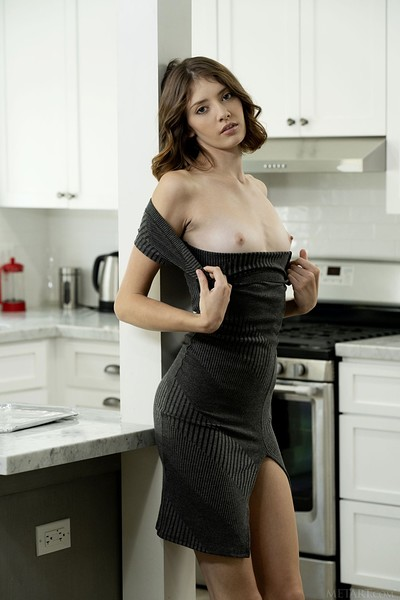 Lena Anderson in Mystery from Met Art