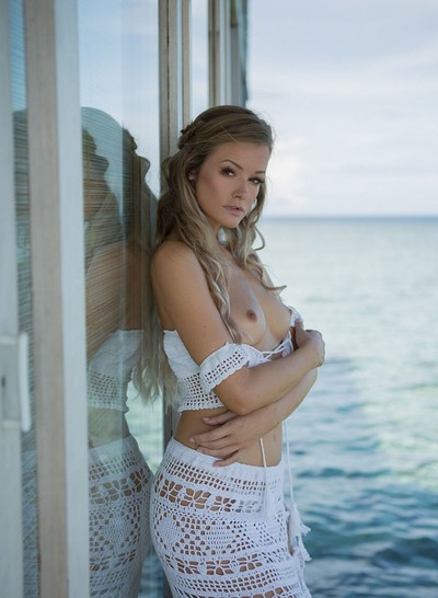 Olivia Preston in Edge of Excellence from Playboy