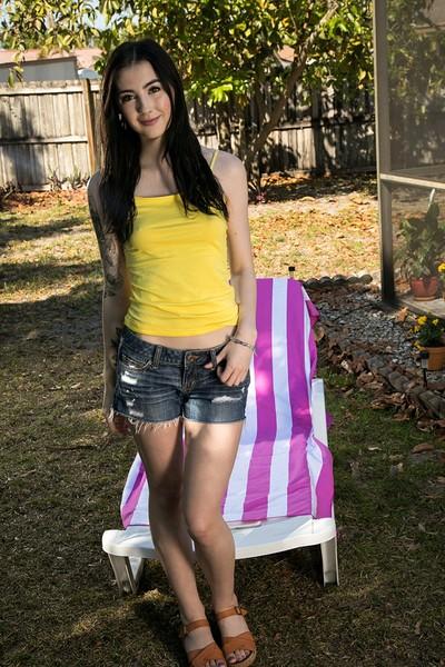 Megan Winters in Summer Love from Nubiles