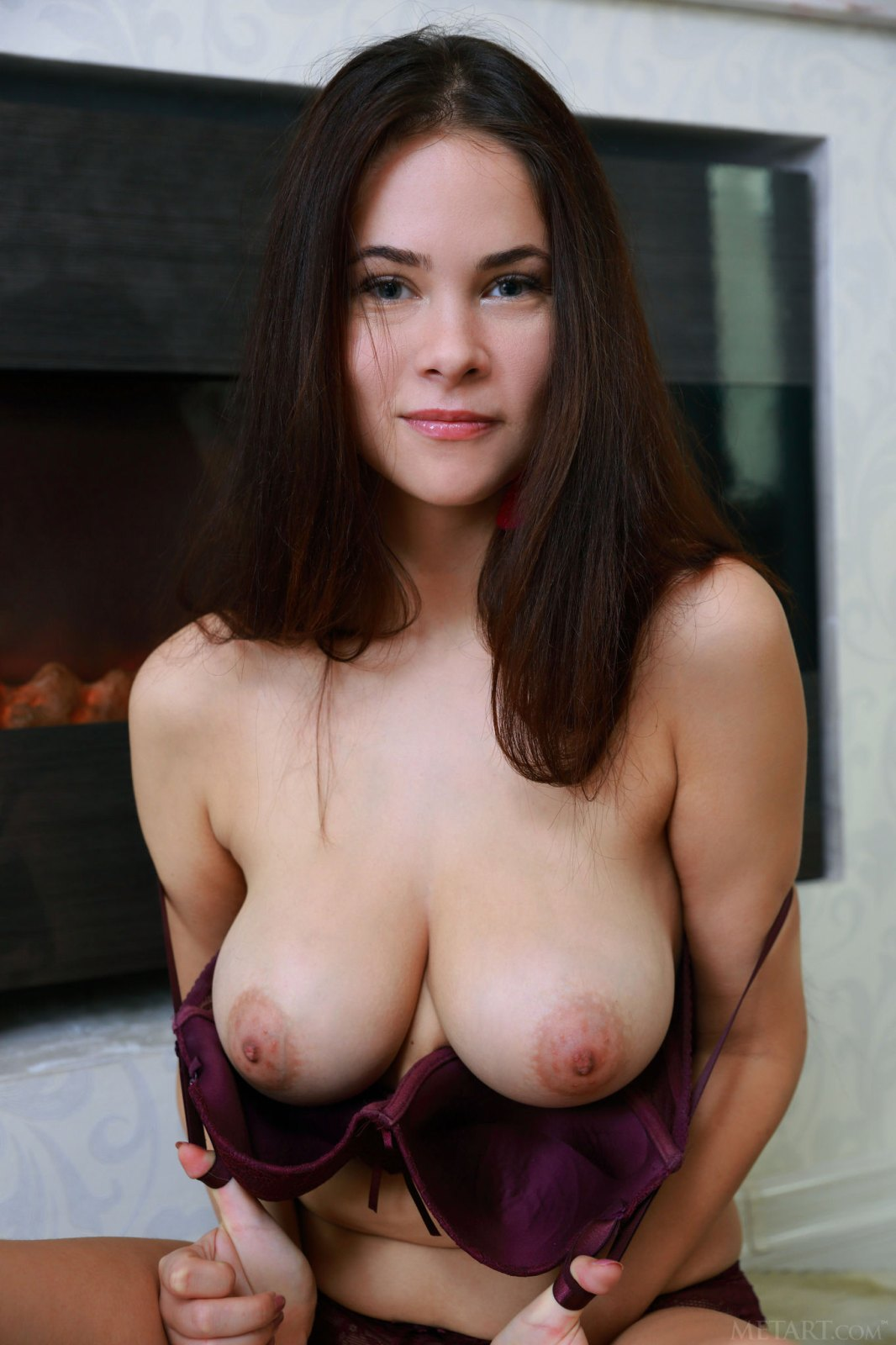 Amazing Boobs Pic martina mink nude in affectionate - free met art picture