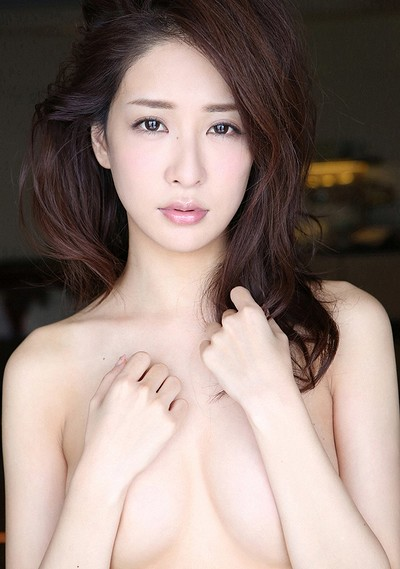 Mai Kamuro in Begging Wife from All Gravure