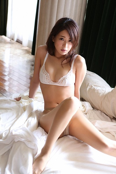 Mai Kamuro in Pale Angel 2 from All Gravure