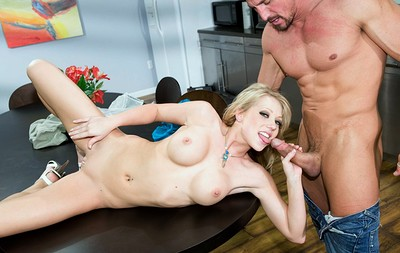Shawna Lenee in On Call 4 from Penthouse