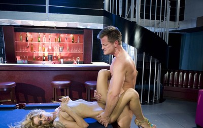 Chayse Evans in The Red Panties 1 from Penthouse