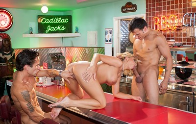 Brianna Beach in Pin Up 1 from Penthouse