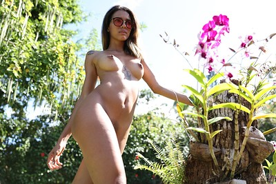 Abril in Orchid from Watch 4 Beauty