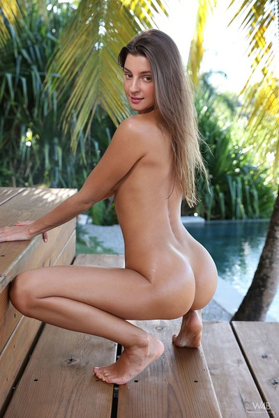 Maria in Naked Beauty In The Tropics from Watch 4 Beauty