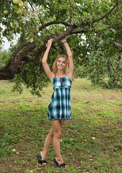 Yelena in Fresh Apple 1 from Showy Beauty