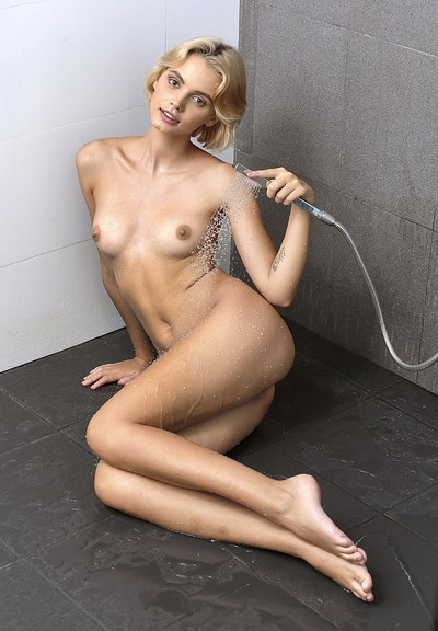 Ariel in Shower With Ariel from MPL Studios