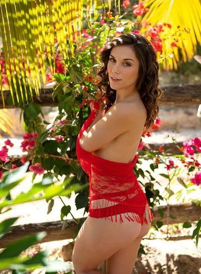 Elena Generi in Follow Your Heart from Playboy