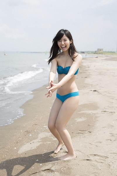 Rina Koike in Round Beautiful from All Gravure