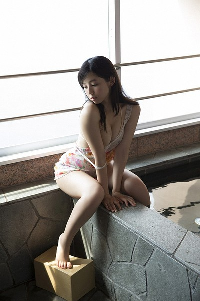 Rina Koike in Fallen For You from All Gravure