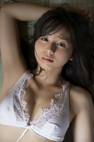Rina Koike in Solemn Love from All Gravure