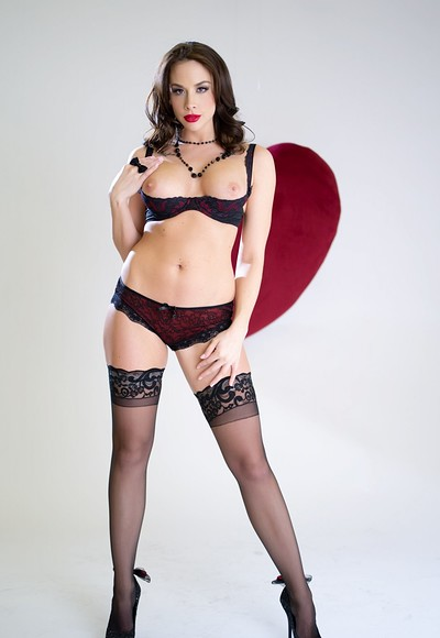 Chanel Preston in What The Heart Wants from Penthouse