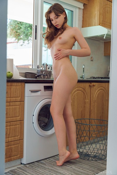 Satin Stone in Wash Day 1 from Metart X