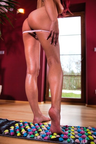 Paula Shy in Erotic Sole 1 from The Life Erotic